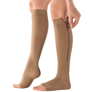 Zip up compression socks  - 1 pair