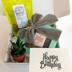 Gourmet Birthday Gift Box  - FREE SHIPPING