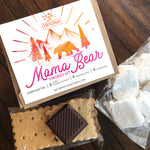 Load image into Gallery viewer, Gourmet S'mores Kit Gift Box for Four