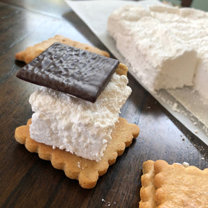 Gourmet S'mores Kit Gift Box for Her