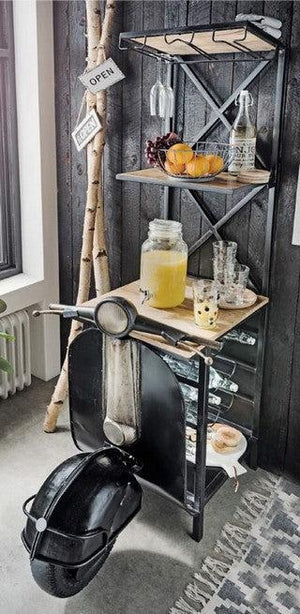 Vintage Scooter Bar