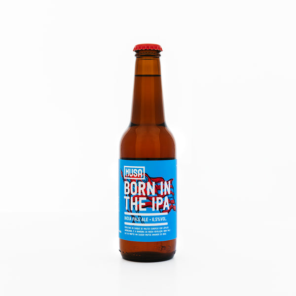 Born in the IPA American IPA