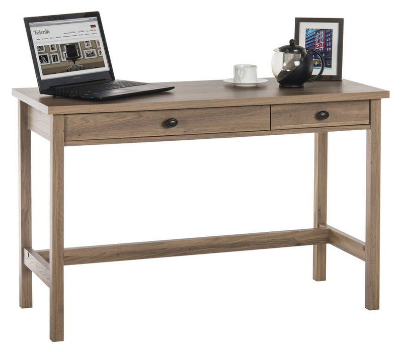 Teknik Salt Oak Study Desk (5418213) - Insta Living