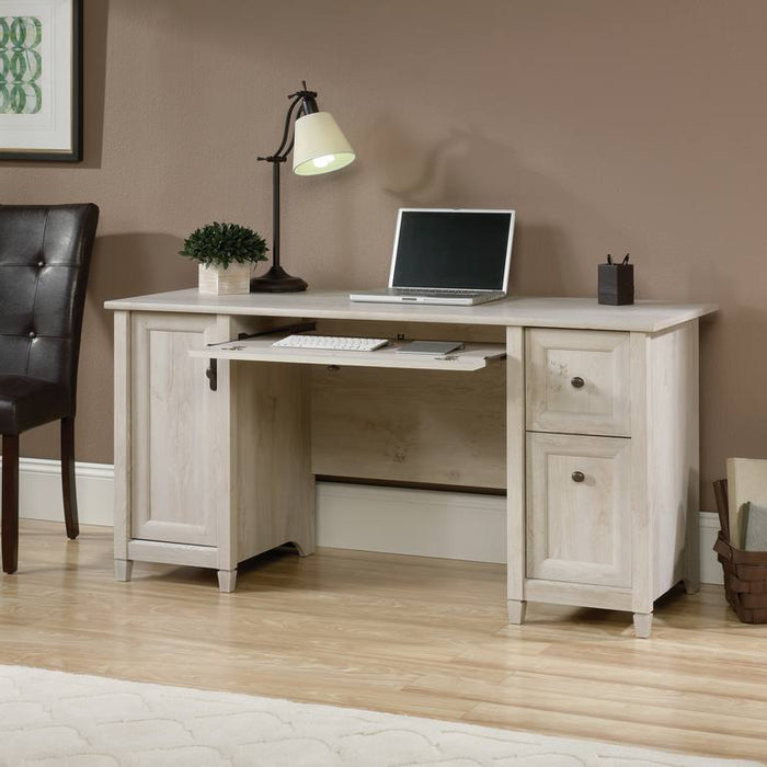 Teknik Chalked Wood Computer Desk (5418793) - Insta Living