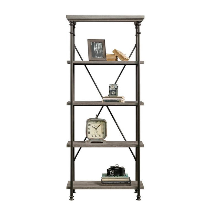 Teknik Canal Heights 4 Shelf Bookcase (5419228) - Insta Living