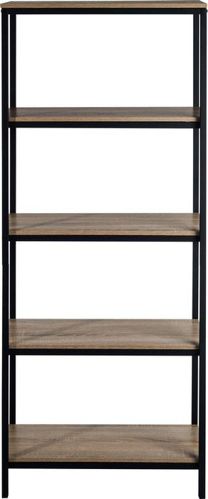 Teknik Industrial Style 4 Shelf Bookcase (5420277) - Insta Living