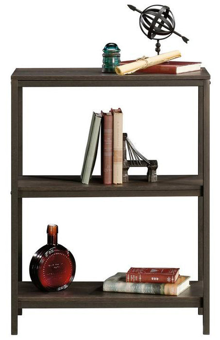 Teknik Industrial 2 Shelf Bookcase Smoked Oak (5423028) - Insta Living