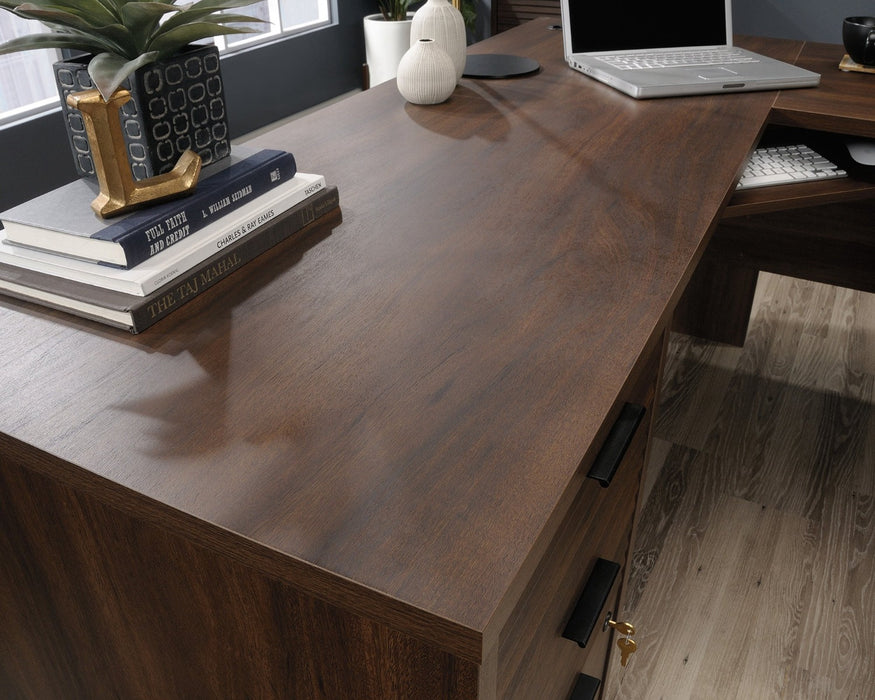 Teknik 5426914 Elstree L-Shaped Office Desk - Insta Living