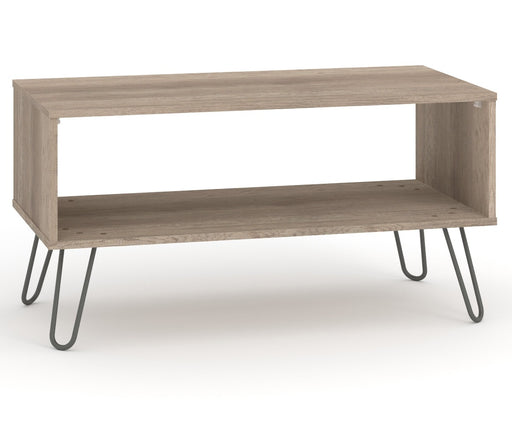Augusta Driftwood Open Coffee Table - Insta Living