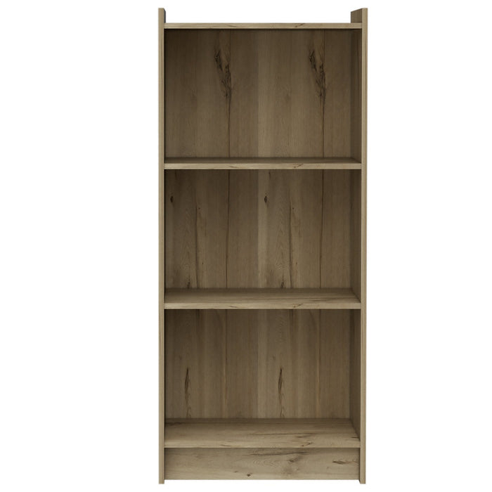 Core Products BK203 Brooklyn 3 Shelf Bookcase - Insta Living