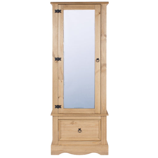 Core Products CR525 Corona Armoire with Mirrored Door