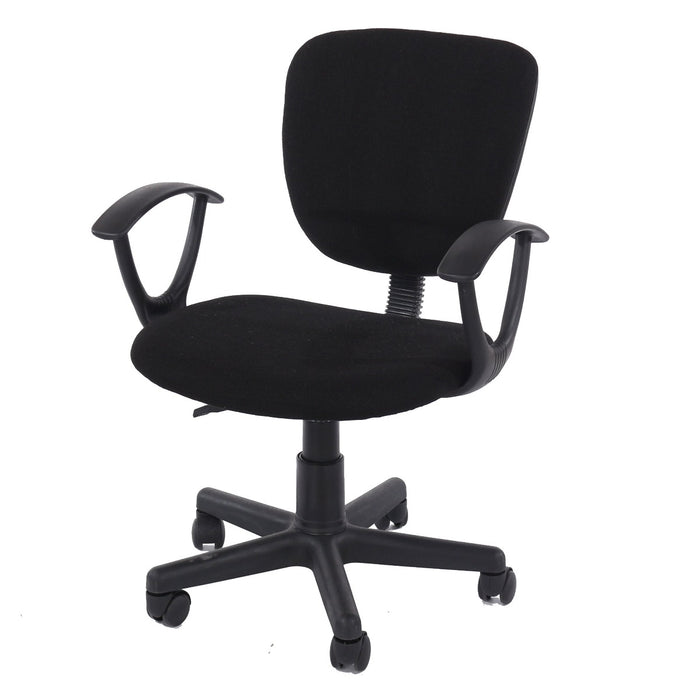 Core Products LFCH26-BK Loft Home Office Study Chair in Black - Insta Living