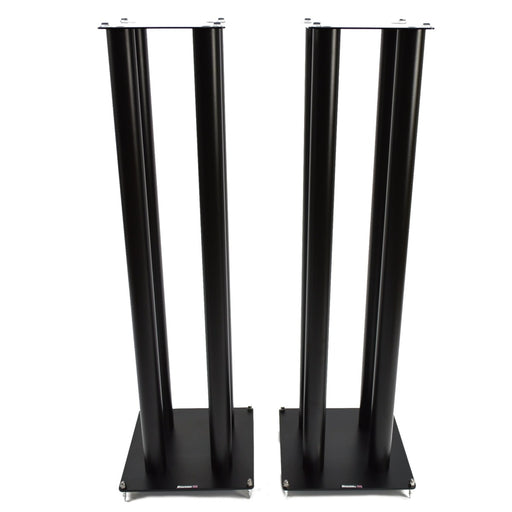 Atacama SLX1000 Satin Black Speaker Stands (Pair) - Insta Living