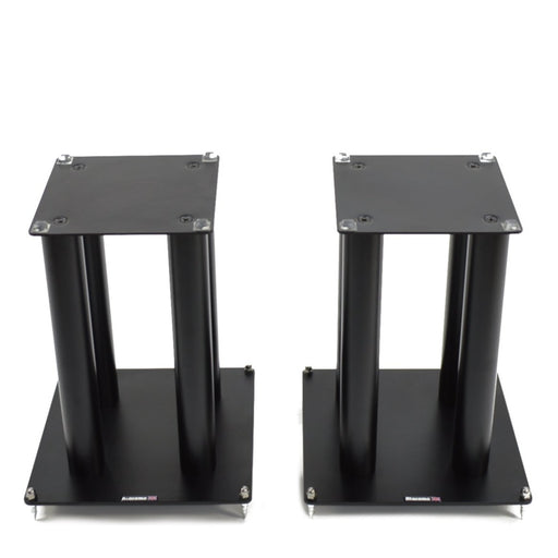 Atacama SLX400 Satin Black Speaker Stands (Pair) - Insta Living
