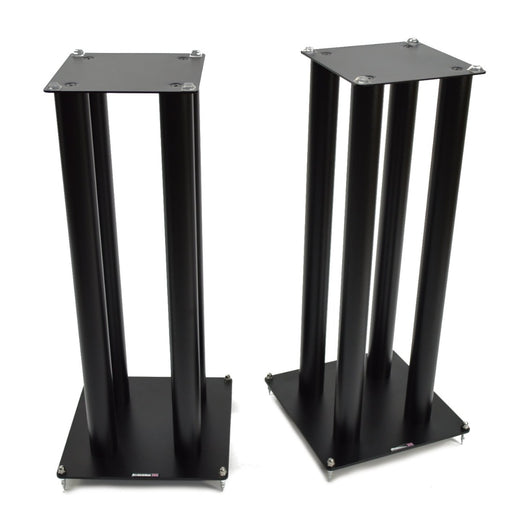 Atacama SLX700 Satin Black Speaker Stands (Pair) - Insta Living