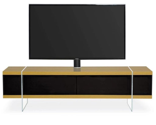 "MDA Designs Space 1600 Hybrid Oak TV Cabinet for up to 65"" Screens - Insta Living"