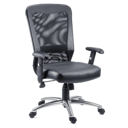 Teknik Breeze Executive Mesh Backed Chair (B580) - Insta Living