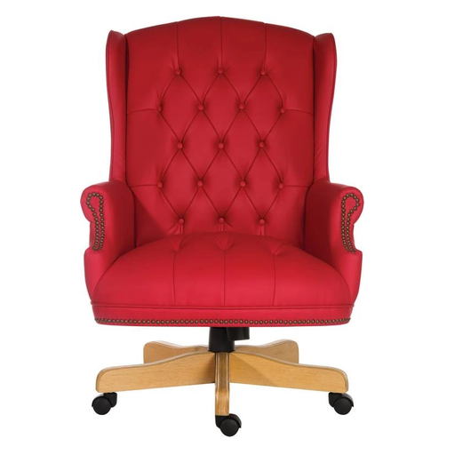 Teknik Chairman Rouge Executive Chair (6927RD) - Insta Living