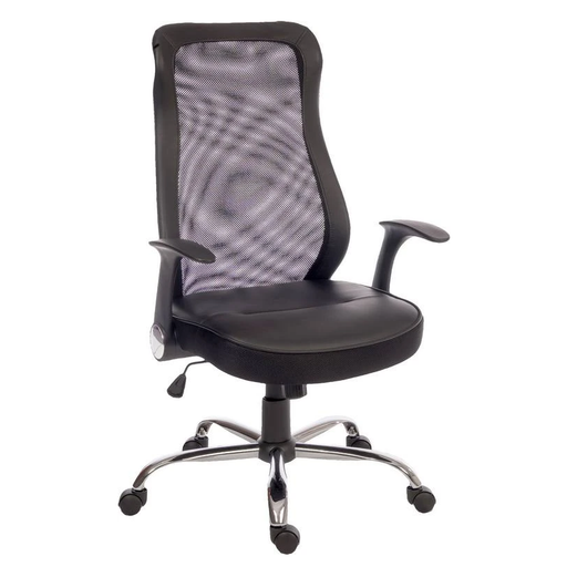 Teknik Curve Mesh Backed Executive Chair (6912) - Insta Living