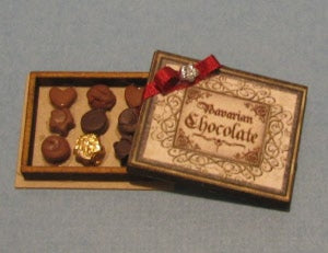 Bavarian Chocolate Box Kit DI CB203