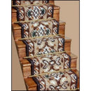 Amy (beige) Dollhouse Needlepoint Stair Carpet Kit JGD 3503