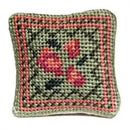 1:12 Barbara (green) Dollhouse Needlepoint Cushion Kit JGD 5012