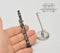 1:12 Dollhouse Miniature Clarinet/Miniature Instrument E22