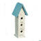 1: 12 Dollhouse Miniature Bird House AZ B0181