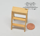 1:12 Dollhouse Miniature Folding Stepladder AZ T8443
