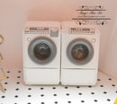 1:12 Dollhouse Miniature Washer and Dryer/ Laundry AZ GA0056 0057