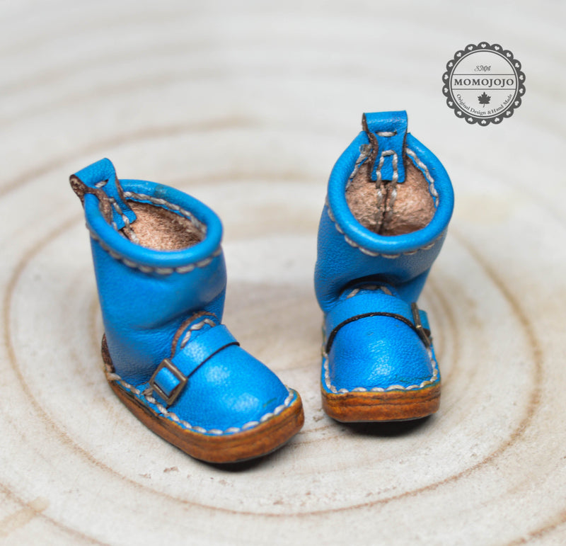 "Fashion Royalty Miniature Shoes Boots For 12/""  Blythe Dolls #JSS75 CLOSING"