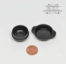 1:6 dollhouse Miniature Korean Bowl in Tray B122