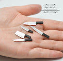 1:12 Dollhouse Miniature Knife Set/ 5 Pcs HMN 1586