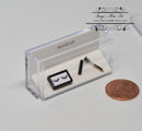 1:12 Dollhouse Miniature Makeup Cosmetic Lashes and Mascara IBM MIS0086