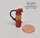1:12 Dollhouse Miniature Fire Hydrant D141