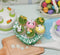 1:12 Dollhouse Miniature 6 Easter Cupcakes BD K048