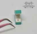 1:12 Dollhouse Miniature Necklace in Box/ Jewelry IBM JEW013