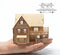 1:144 Laser Cut Farmhouse Dollhouse Kit /DIY Dollhouse SMA HS007