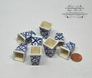 1:12 Dollhouse Miniature Ceramic Planter Pot / Miniature Garden HMN 1434
