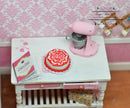 1:12 Dollhouse Miniature Cream Cake /Miniature Cake HMN 375
