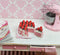 1:12 Dollhouse Miniature 3 Tier Strawberry Cream Cake /Miniature Cake HMN 5