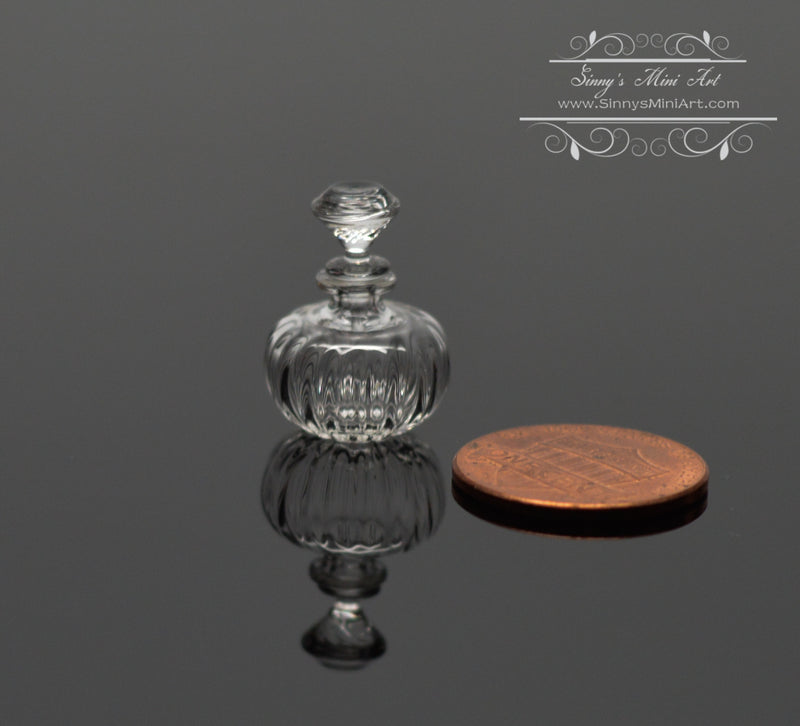 1:12 Dollhouse Miniature Perfume Bottle HMN 1567