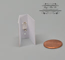 1:12 Dollhouse Miniature Binder Miniature Folder Office DMUK O53