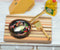 1:12 Dollhouse Miniature Fish in Frying Pan RP 1.835/5