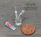 1:12 Dollhouse Miniature Tooth Brush and Tooth Pasta with Cup D108