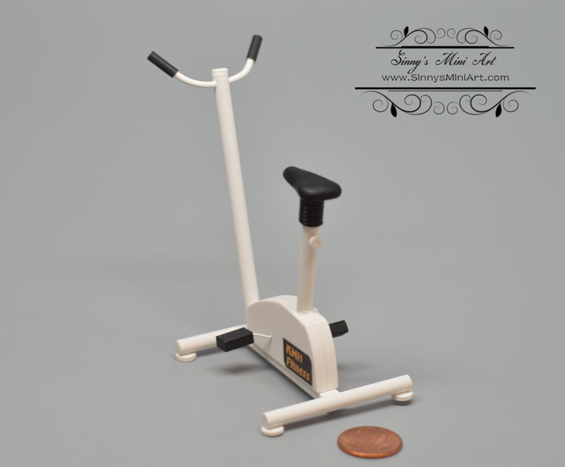 1:12 Dollhouse Miniature Exercise Cycle Gym DMUK M116