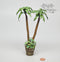1:12 Dollhouse Miniature Dracaena Round Planter AZ MR1001