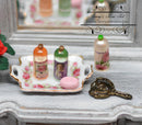1:12 Dollhouse Miniature Women's Bath & Shampoo Body Set RP 1.667/5