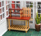 1:12 Dollhouse Miniature Garden Workbench/Miniature Garden AZ T5986