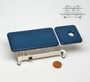 1:12 Dollhouse Miniature Physiotherapy Couch DMUK M127